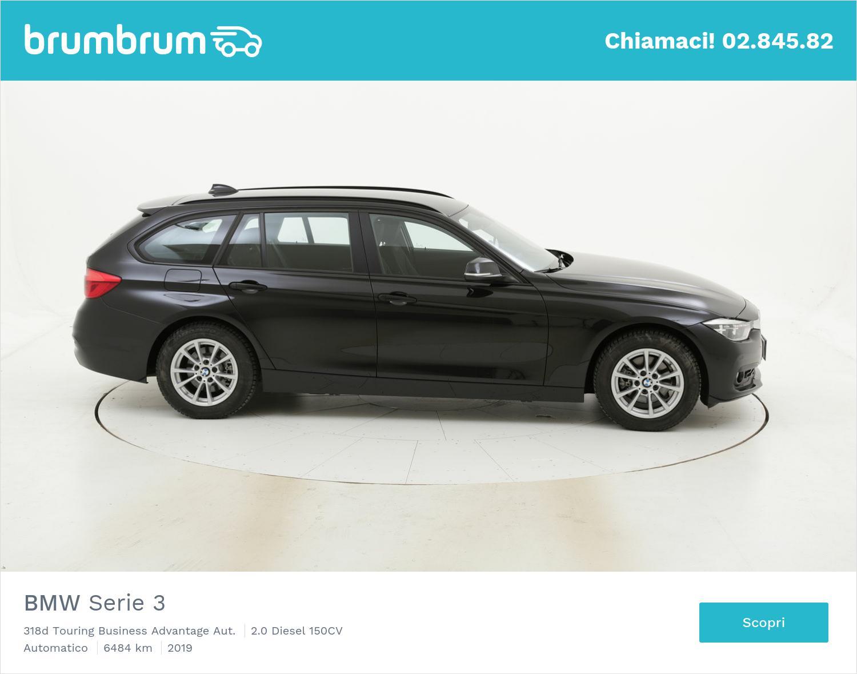 BMW Serie 3 usata del 2019 con 6.668 km   brumbrum
