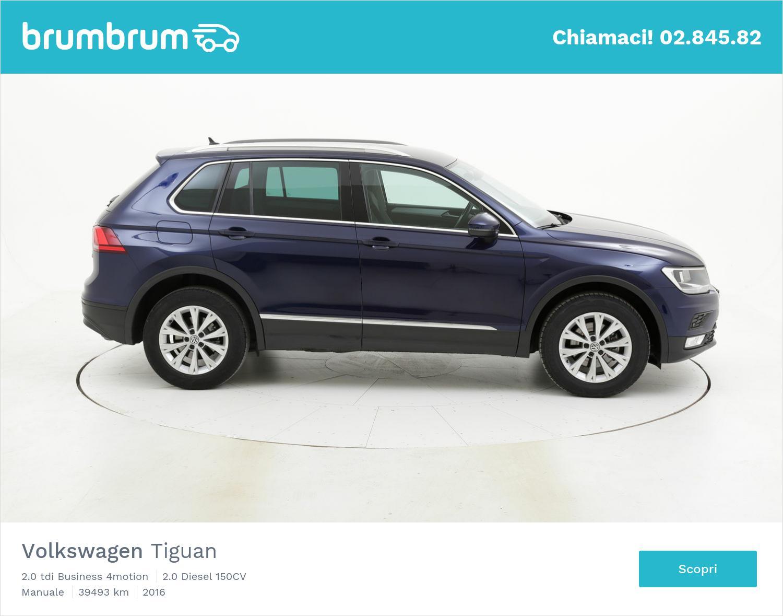 Volkswagen Tiguan usata del 2016 con 39.829 km | brumbrum