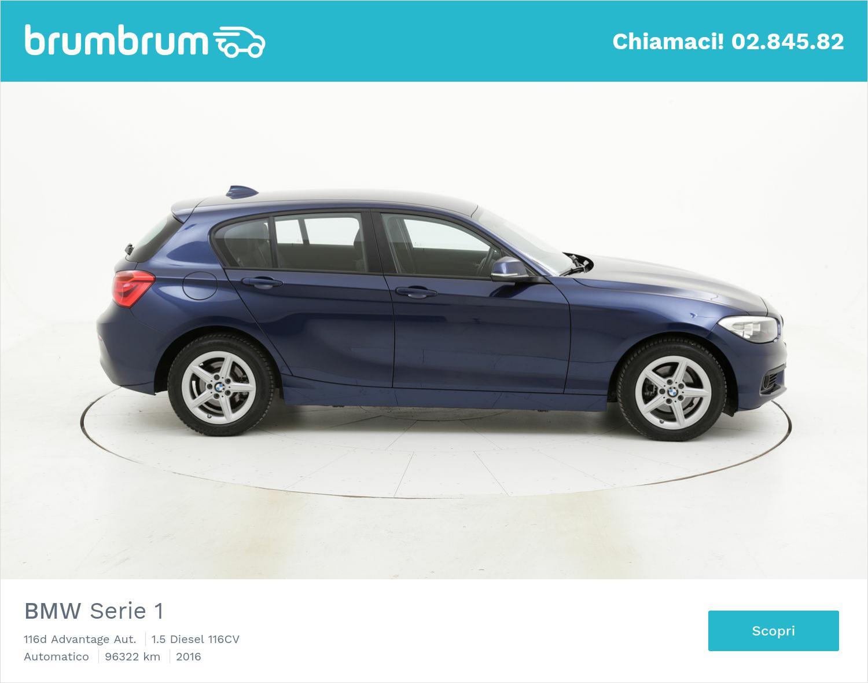 BMW Serie 1 usata del 2016 con 96.893 km | brumbrum