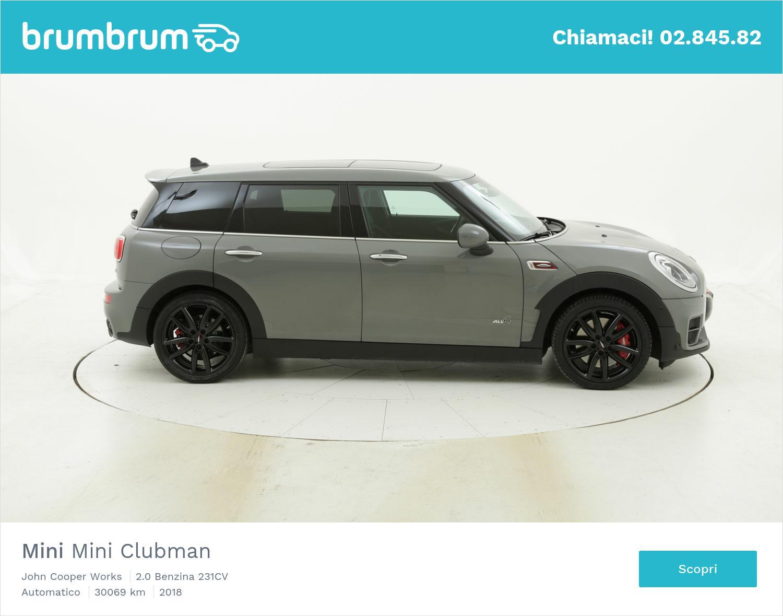 Mini Mini Clubman usata del 2018 con 30.134 km | brumbrum