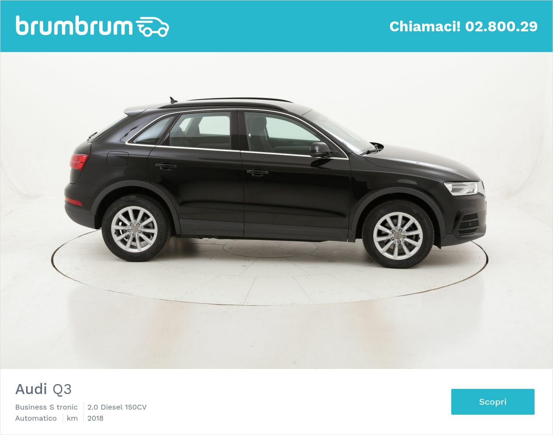 Audi Q3 Business S tronic usata del 2018 con 64.266 km | brumbrum