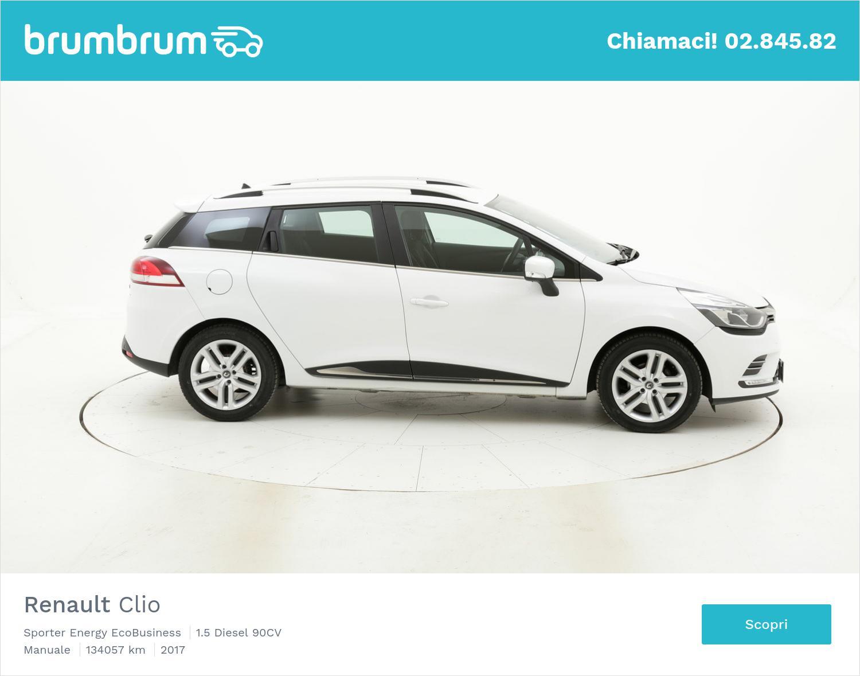 Renault Clio usata del 2017 con 134.076 km | brumbrum