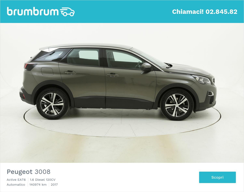 Peugeot 3008 usata del 2017 con 141.227 km | brumbrum