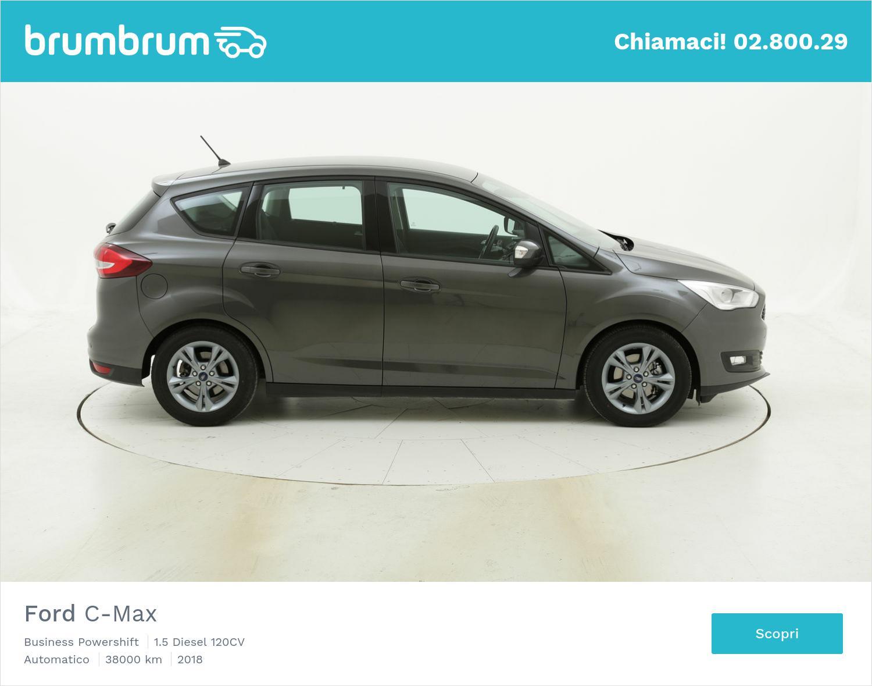 Ford C-Max usata del 2018 con 38.110 km | brumbrum
