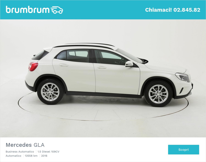 Mercedes GLA usata del 2016 con 13.640 km | brumbrum