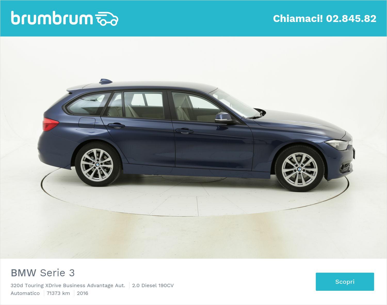 BMW Serie 3 usata del 2016 con 71.440 km | brumbrum