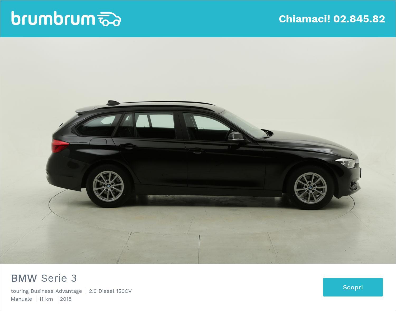 BMW Serie 3 usata del 2018 con 21 km | brumbrum