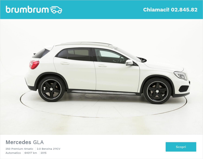 Mercedes GLA usata del 2015 con 64.079 km | brumbrum