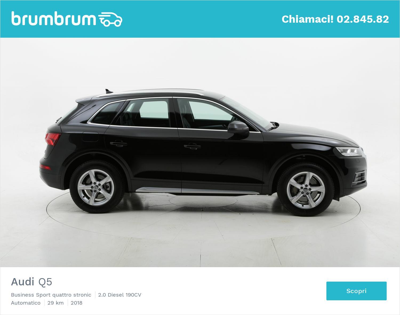 Audi Q5 usata del 2018 con 189 km   brumbrum