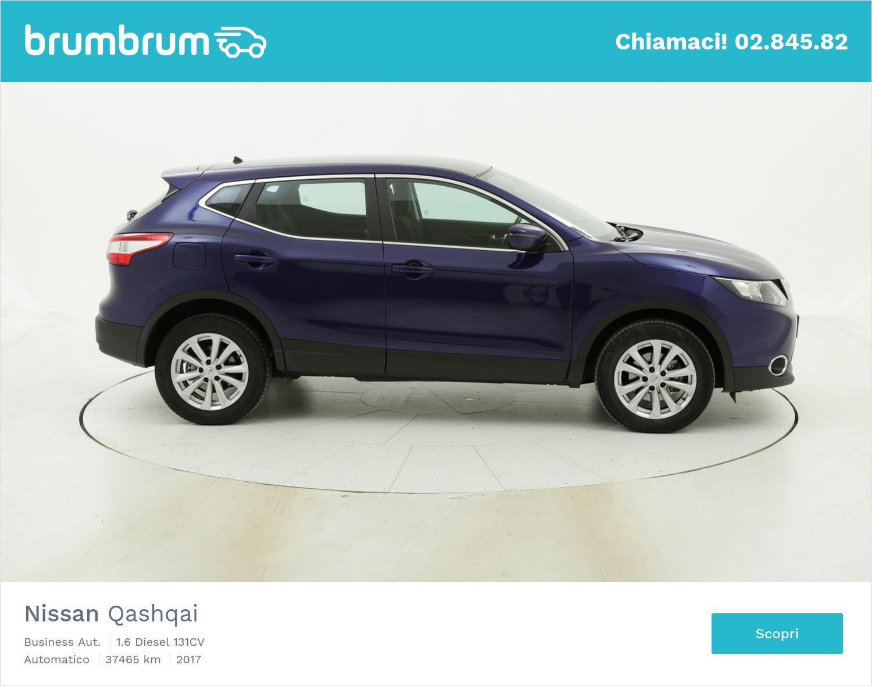 Nissan Qashqai usata del 2017 con 37.578 km   brumbrum