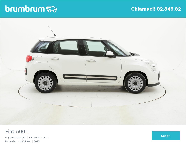 Fiat 500L usata del 2015 con 111.704 km | brumbrum