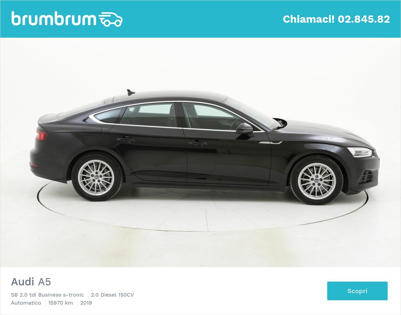 Audi A5 usata del 2019 con 15.996 km | brumbrum