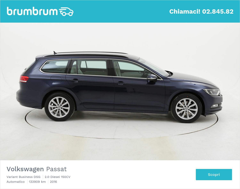 Volkswagen Passat usata del 2016 con 134.561 km | brumbrum