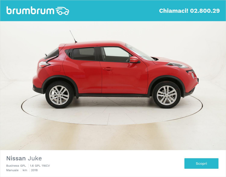 Nissan Juke Business GPL usata del 2018 con 43.063 km | brumbrum