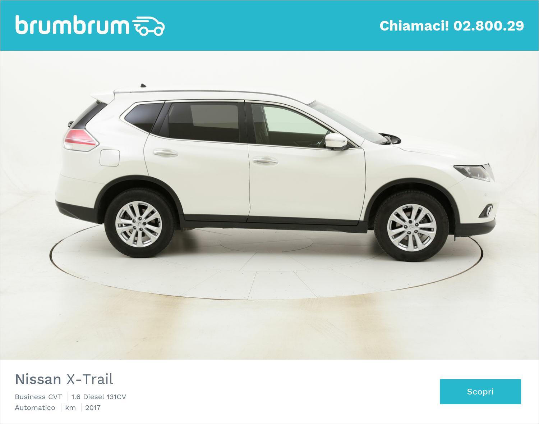 Nissan X-Trail Business CVT usata del 2017 con 47.238 km   brumbrum