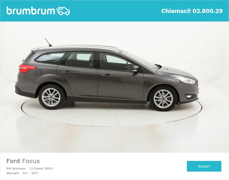 Ford Focus SW Business usata del 2017 con 105.731 km   brumbrum