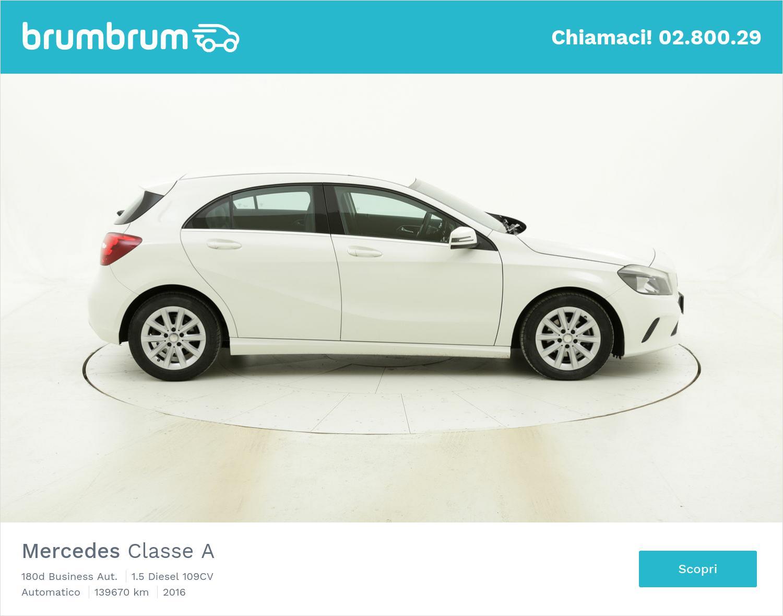 Mercedes Classe A usata del 2016 con 139.742 km   brumbrum