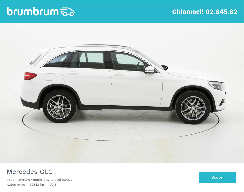 Mercedes GLC usata del 2016 con 93.167 km | brumbrum
