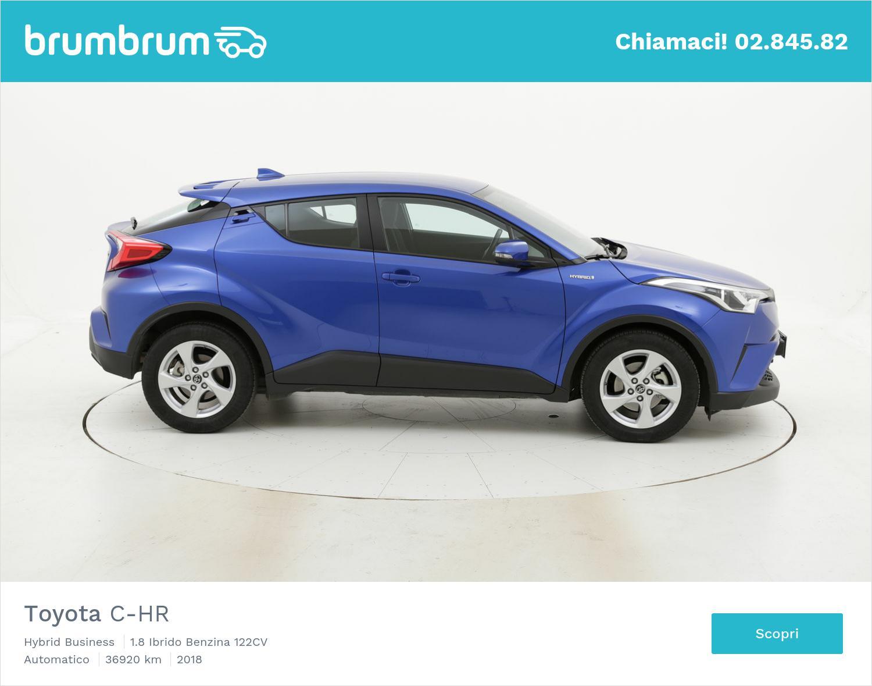 Toyota C-HR usata del 2018 con 36.955 km | brumbrum