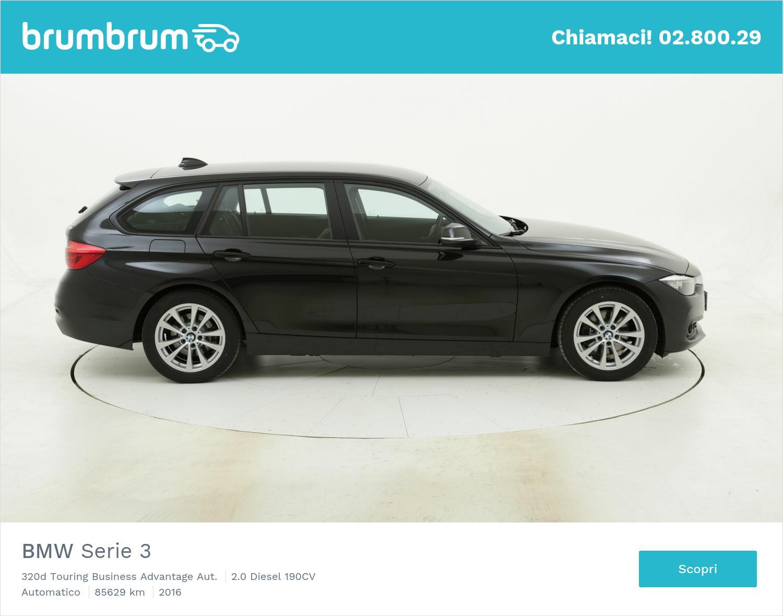 BMW Serie 3 usata del 2016 con 85.777 km | brumbrum