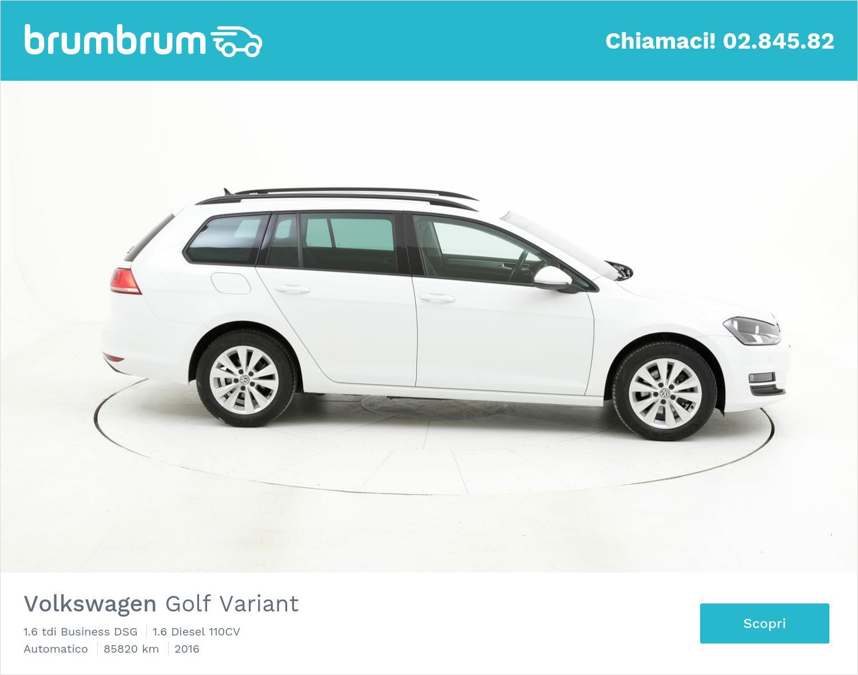 Volkswagen Golf Variant usata del 2016 con 86.186 km | brumbrum