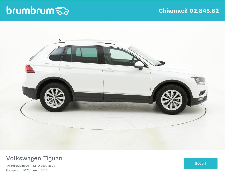 Volkswagen Tiguan usata del 2018 con 50.942 km | brumbrum