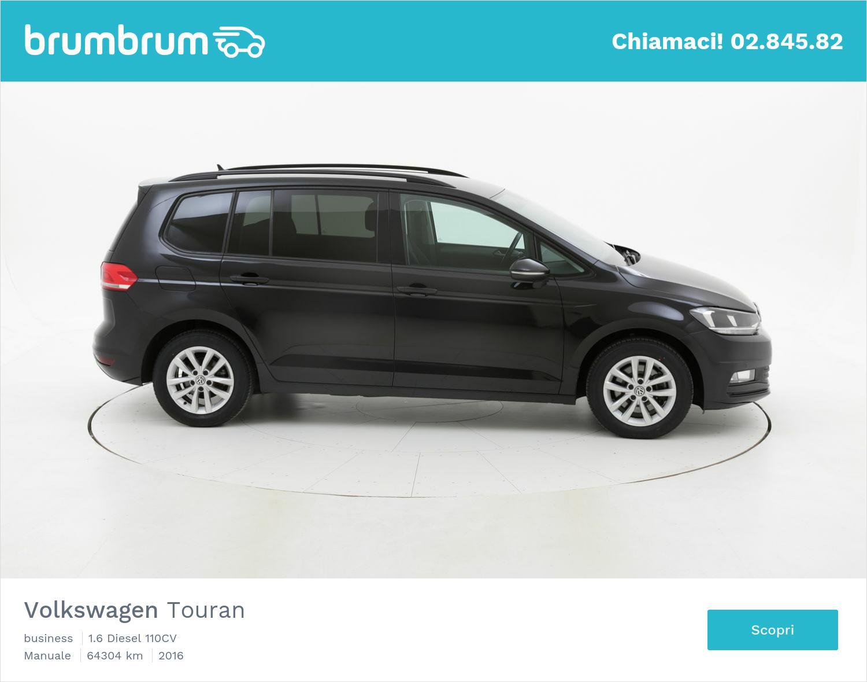 Volkswagen Touran usata del 2016 con 65.155 km | brumbrum