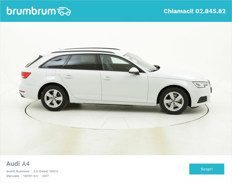 Audi A4 usata del 2017 con 120.226 km | brumbrum