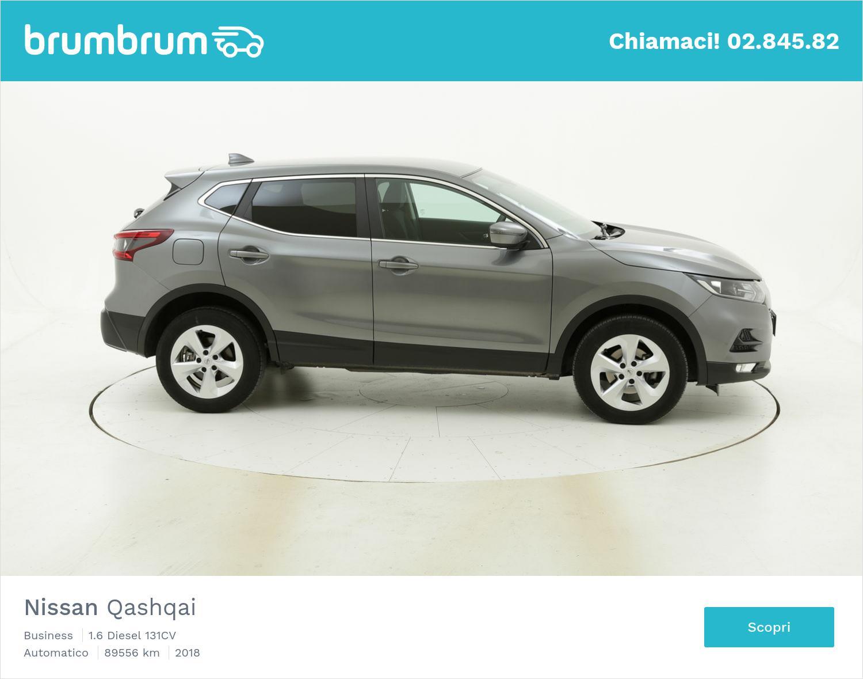 Nissan Qashqai usata del 2018 con 89.595 km | brumbrum