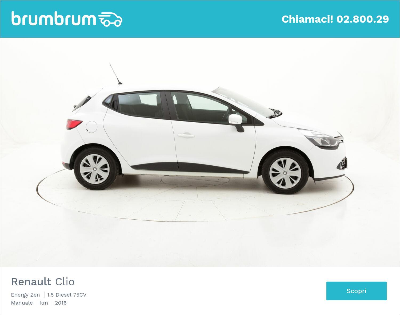 Renault Clio Energy Zen usata del 2016 con 53.142 km   brumbrum