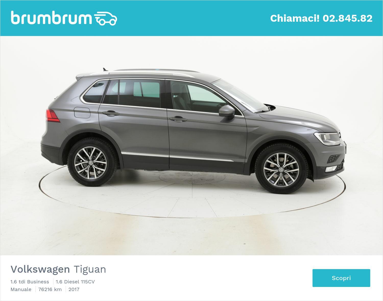 Volkswagen Tiguan usata del 2017 con 76.582 km | brumbrum