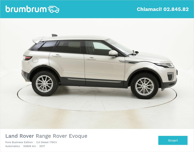 Land Rover Range Rover Evoque usata del 2017 con 53.695 km | brumbrum