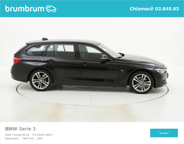 BMW Serie 3 usata del 2016 con 116.843 km | brumbrum