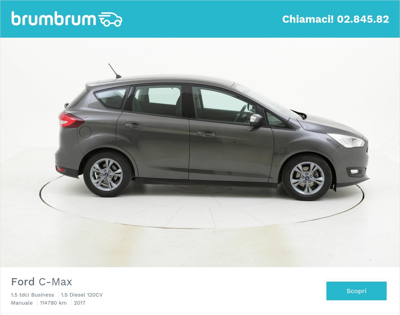 Ford C-Max usata del 2017 con 114.995 km   brumbrum