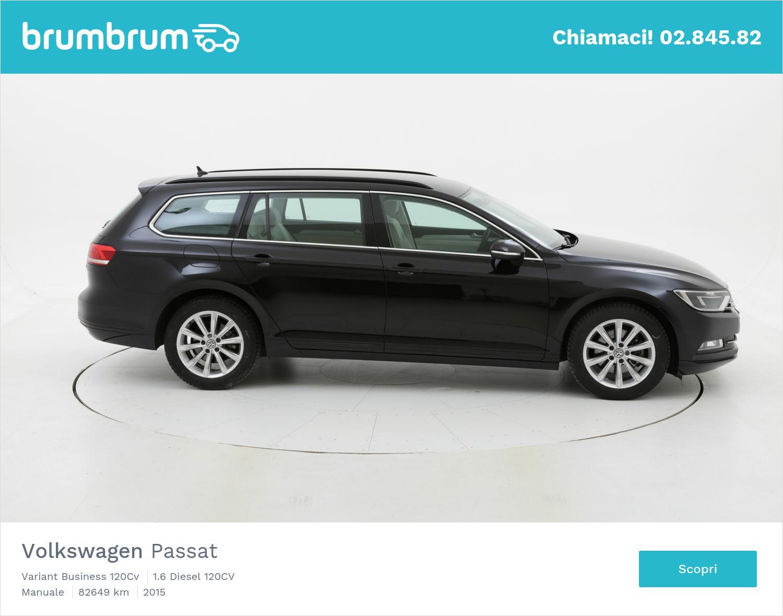 Volkswagen Passat usata del 2015 con 83.197 km | brumbrum