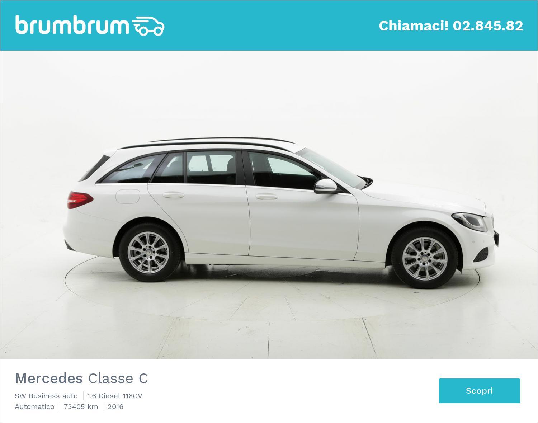 Mercedes Classe C usata del 2016 con 73.922 km | brumbrum