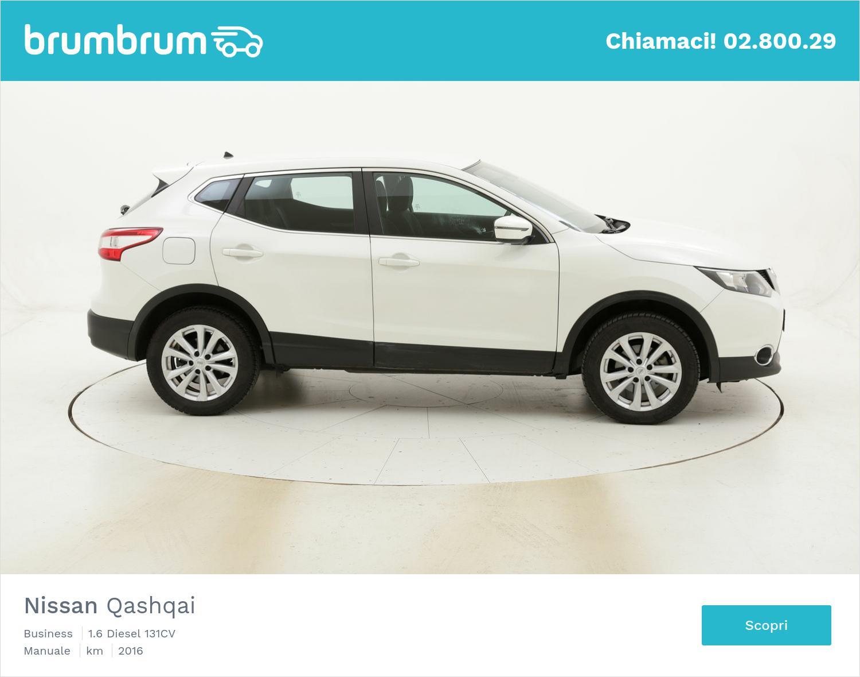 Nissan Qashqai Business usata del 2016 con 108.303 km   brumbrum