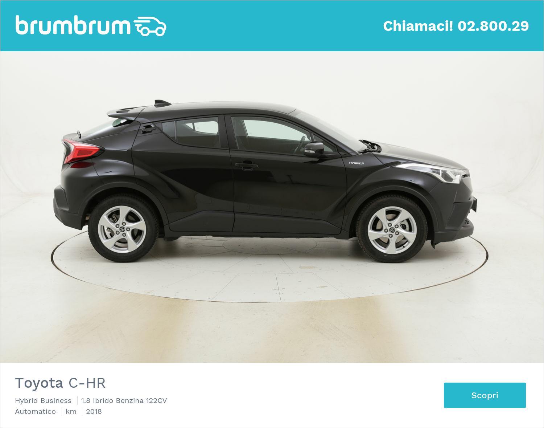 Toyota C-HR Hybrid Business usata del 2018 con 36.651 km   brumbrum