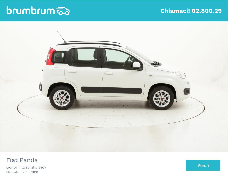 Fiat Panda Lounge usata del 2018 con 33.879 km | brumbrum