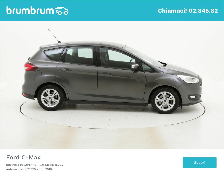 Ford C-Max usata del 2016 con 74.247 km | brumbrum