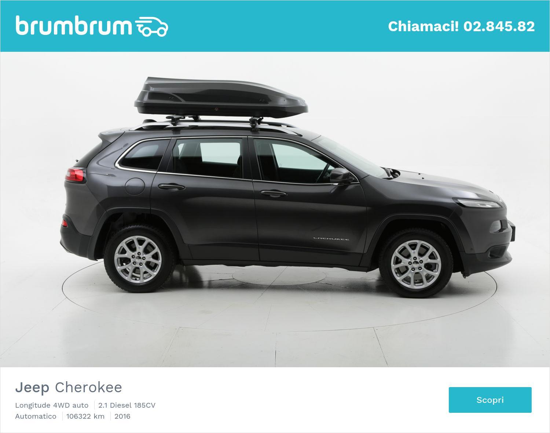 Jeep Cherokee usata del 2016 con 106.420 km | brumbrum