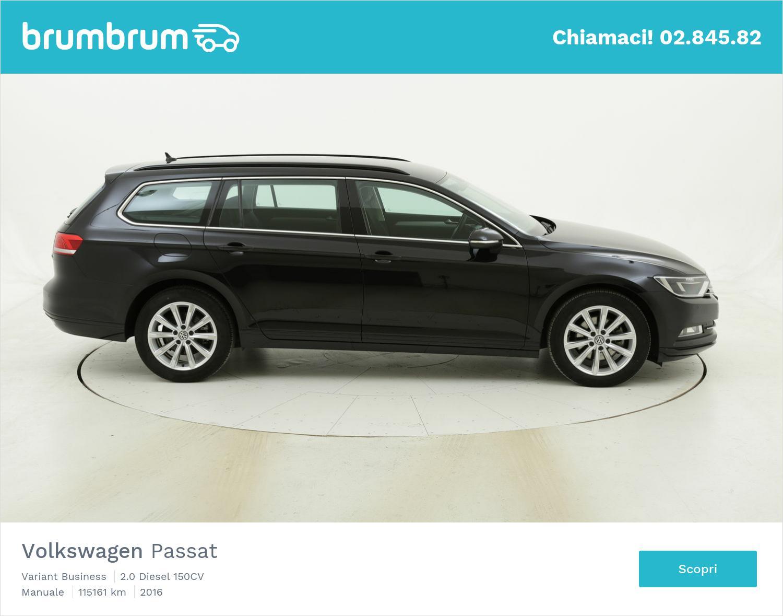 Volkswagen Passat usata del 2016 con 115.978 km | brumbrum
