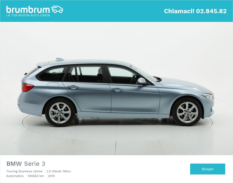BMW Serie 3 usata del 2014 con 104.923 km | brumbrum