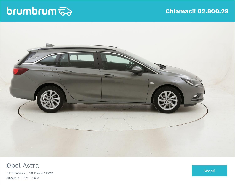 Opel Astra ST Business usata del 2018 con 74.848 km | brumbrum