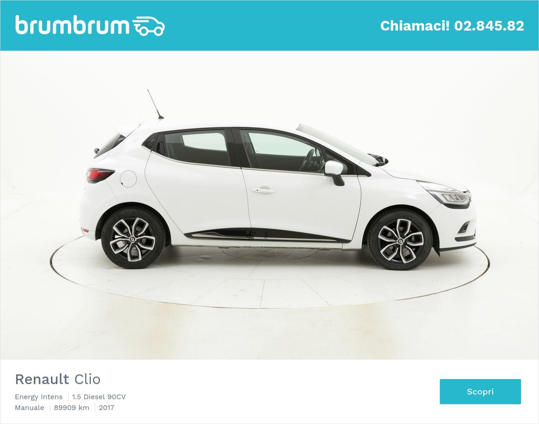 Renault Clio usata del 2017 con 90.168 km | brumbrum