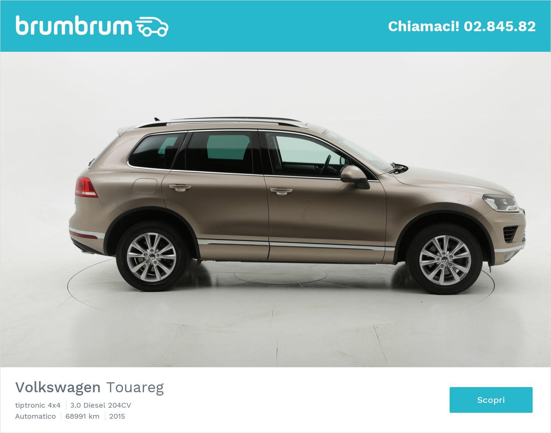 Volkswagen Touareg usata del 2015 con 69.037 km | brumbrum