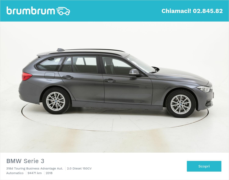 BMW Serie 3 usata del 2018 con 94.489 km | brumbrum