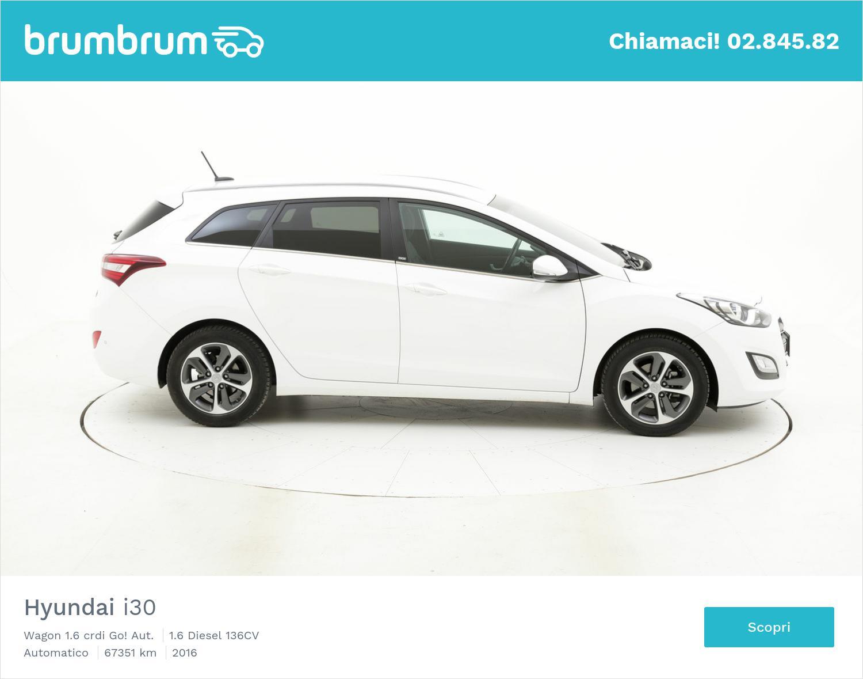Hyundai I30 usata del 2016 con 67.662 km | brumbrum