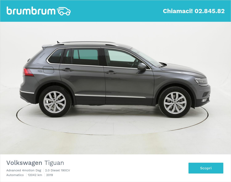 Volkswagen Tiguan usata del 2019 con 12.713 km | brumbrum