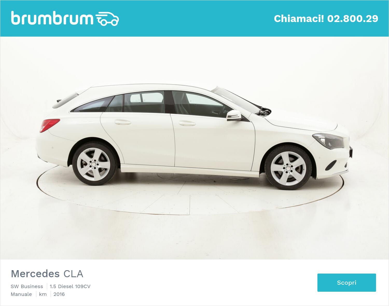 Mercedes CLA SW Business usata del 2016 con 97.829 km   brumbrum